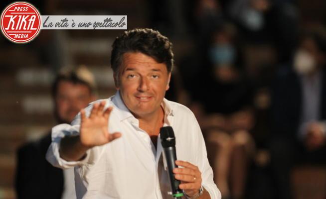 Matteo Renzi - Napoli - 23-06-2020 - Matteo Renzi presenta a Napoli il suo libro La Mossa del Cavallo
