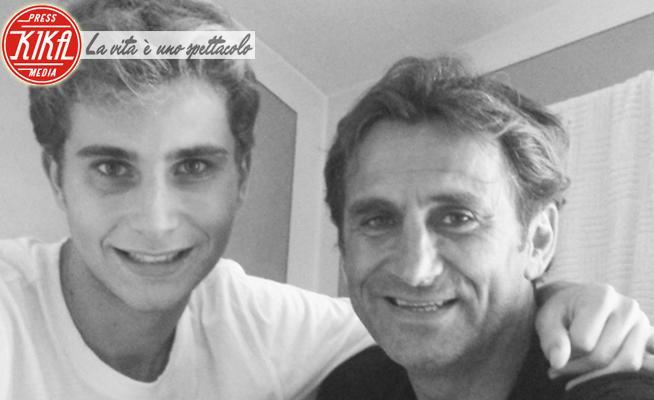 Niccolo' Zanardi, Alex Zanardi - 24-06-2020 - Alex Zanardi, il gesto del figlio Niccolò commuove il web
