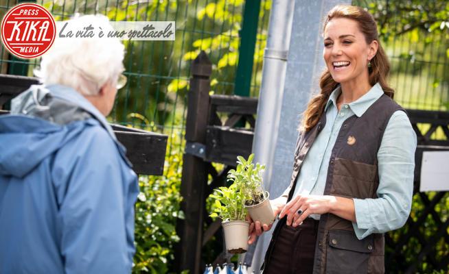 Kate Middleton - Norfolk - 28-06-2020 - Kate Middleton, la futura regina di fiori!