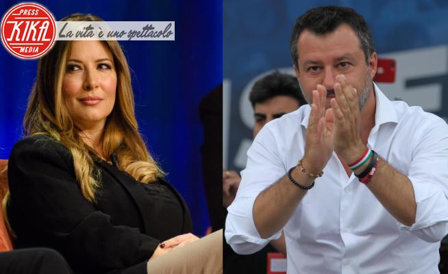 Selvaggia Lucarelli, Matteo Salvini - 08-07-2020 - Lucarelli-Salvini: l'Ordine dei Giornalisti deferisce Selvaggia