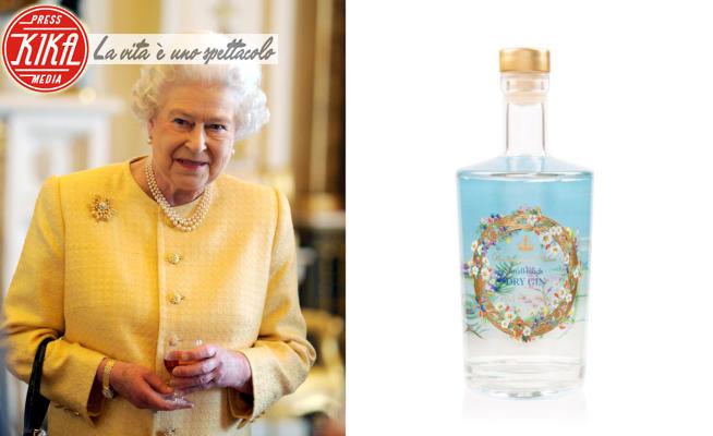 Buckingham Palace Gin, Regina Elisabetta II - Londra - 14-07-2020 - Bere con stile: in commercio il gin della regina Elisabetta II