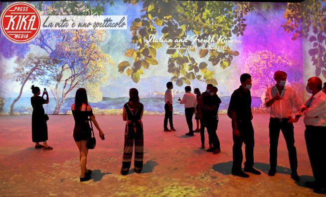Claude Monet - The immersive Experience - Milano - 30-07-2020 - Teatro degli Arcimboldi, inaugura la mostra di Monet