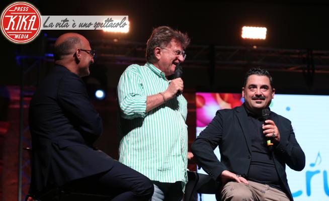 Massimo Minutella, Red Ronnie, Roy Paci - Terrasini - 20-08-2020 - Scruscio 2020, Red Ronnie e Roy Paci esaltano la Sicilia