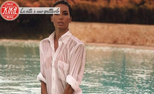 Elisabetta Gregoraci - Milano - 21-08-2020 - Miss maglietta bagnata vip? Scegliete la più sexy