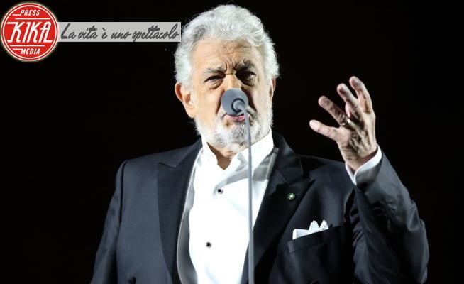 Placido Domingo - Caserta - 22-08-2020 - Placido Domingo alla Reggia di Caserta