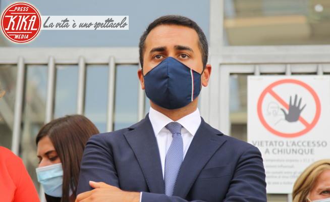 Luigi Di Maio - Casavatore - 30-08-2020 - Luigi Di Maio a Casavatore per il sì al taglio dei parlamentari