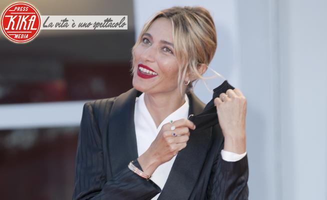 Anna Foglietta - Venice - 01-09-2020 - Venezia 77, Anna Foglietta sul red carpet