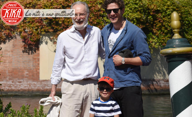 MIchael Lamont, James Norton, Uberto Pasolini - Venezia - 09-09-2020 - Venezia 77: James Norton, un papà speciale in Nowhere Special