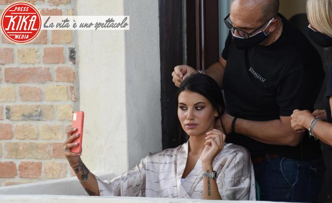 Carolina Stramare - Venezia - 09-09-2020 - Venezia 77: Miss Italia Carolina Stramare, trucco e parrucco!