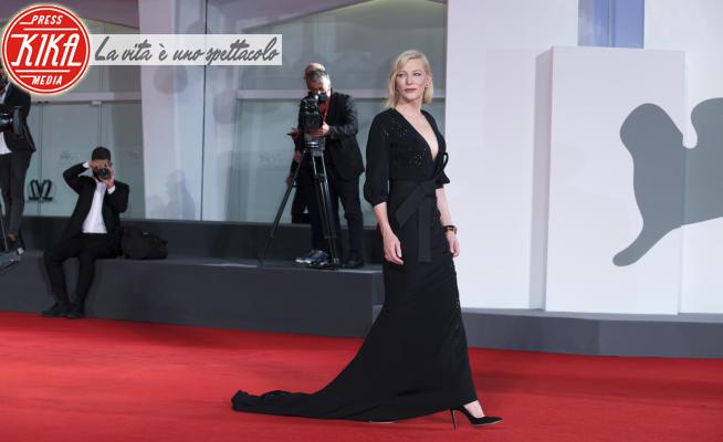 Cate Blanchett - Venezia - 09-09-2020 - Venezia 77: con la presidente Cate Blanchett sfila la giuria