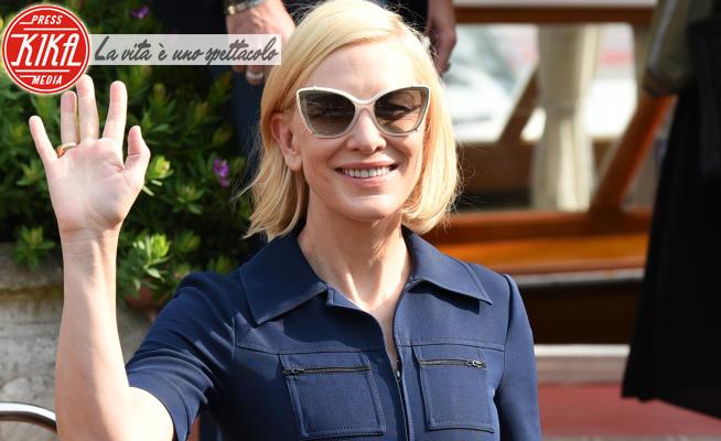 Cate Blanchett - 10-09-2020 - Cate Blanchett, street style senza mascherina chirurgica
