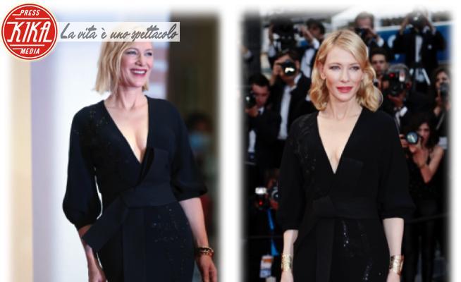 Cate Blanchett - 11-09-2020 - Venezia 77: Cate Blanchett, quant'è chic il riciclo!