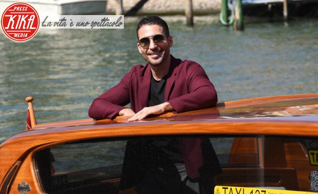 Miguel Angel Silvestre - Lido di Venezia - 11-09-2020 - Venezia 77: Miguel Angel Silvestre, aspettando La Casa di Carta