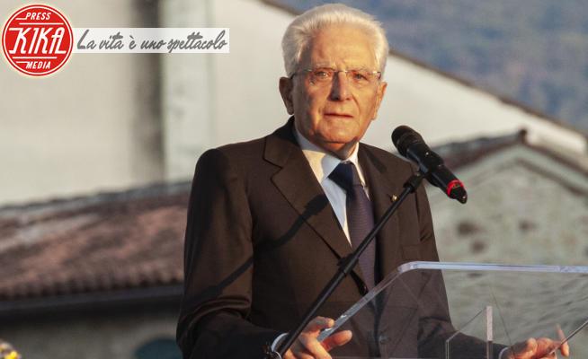 Sergio Mattarella - 14-09-2020 - Mattarella a Vo' Euganeo per l'inizio dell'anno scolastico