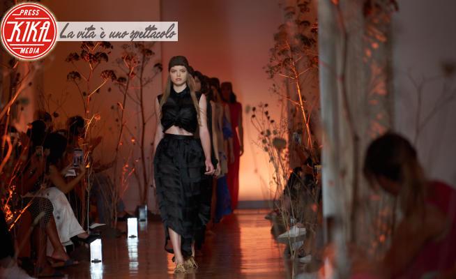 Sfilata Caterina Moro - Roma - 17-09-2020 - Altaroma 2020: la sfilata Caterina Moro