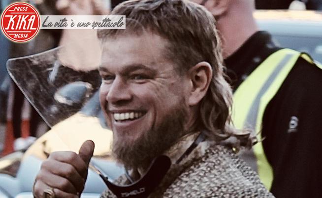 Matt Damon - Tipperary - 28-09-2020 - Cinema post Covid, Matt Damon riprende i ciak di The Last Duel