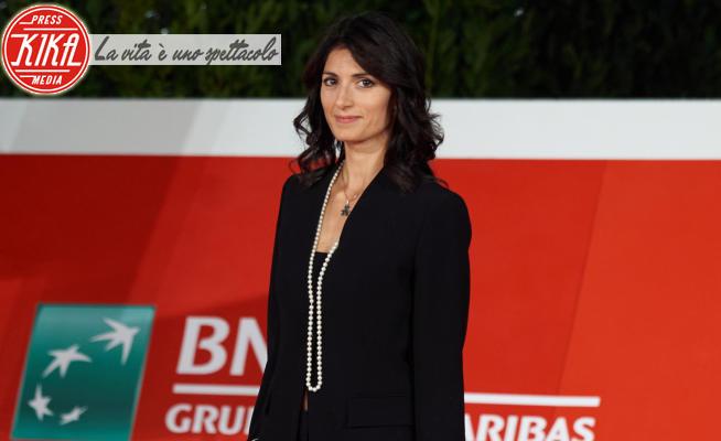 Virginia Raggi - Roma - 15-10-2020 - Festa del Cinema di Roma: Virginia Raggi apre la kermesse