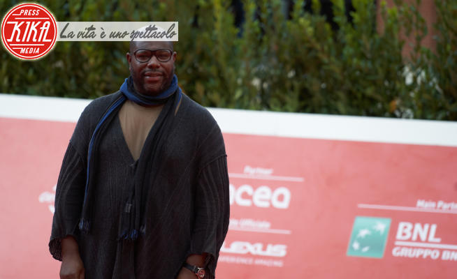 Steve McQueen - Roma - 16-10-2020 - Festa del Cinema di Roma: premio alla carriera per Steve McQueen