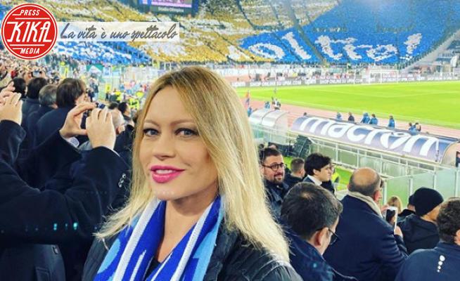 Anna Falchi - Roma - 21-10-2020 - Wags ad honorem, Anna Falchi nuda per la Lazio da Champions