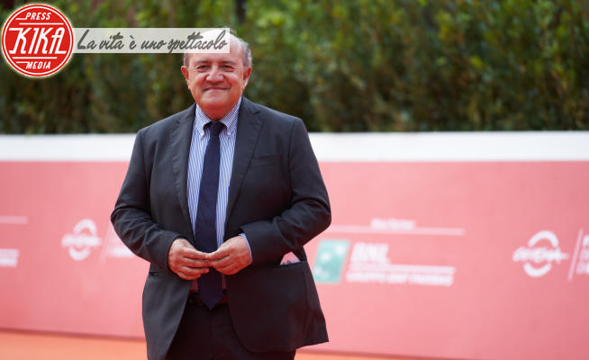 Fabrizio Corallo - Roma - 23-10-2020 - RomaCinemaFest:Vera & Giuliano,storia d'amore in un documentario