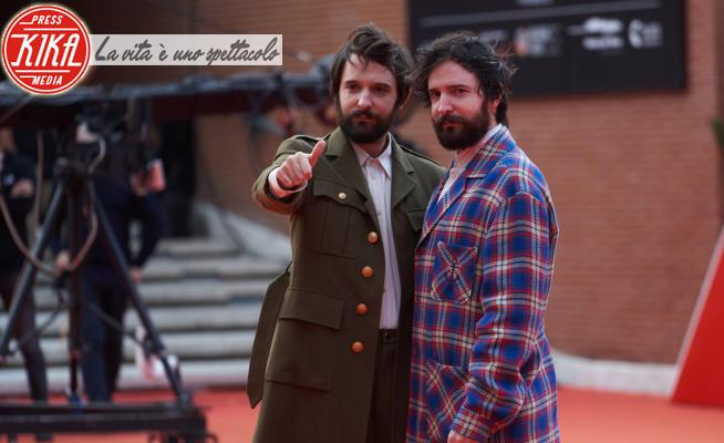 Damiano D'Innocenzo, Fabio D'Innocenzo - Roma - 23-10-2020 - RomaCinemaFest: i fratelli D'Innocenzo sul red carpet