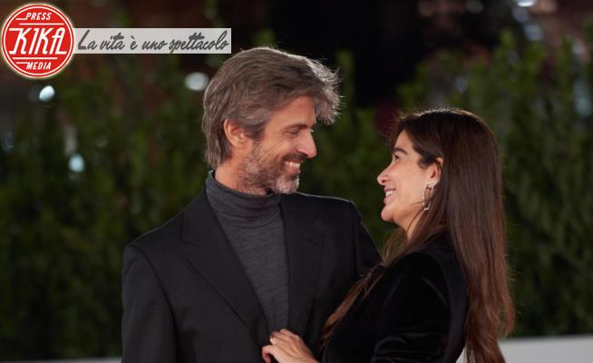 Ilaria Spada, Kim Rossi Stuart - Roma - 24-10-2020 - RomaCinemaFest: Kim Rossi Stuart e Ilaria Spada, Cosa sarà?