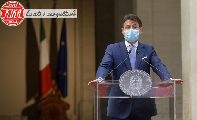 Giuseppe Conte - Roma - 25-10-2020 - Il premier Conte e il nuovo DPCM: tutte le misure fino al 24/11