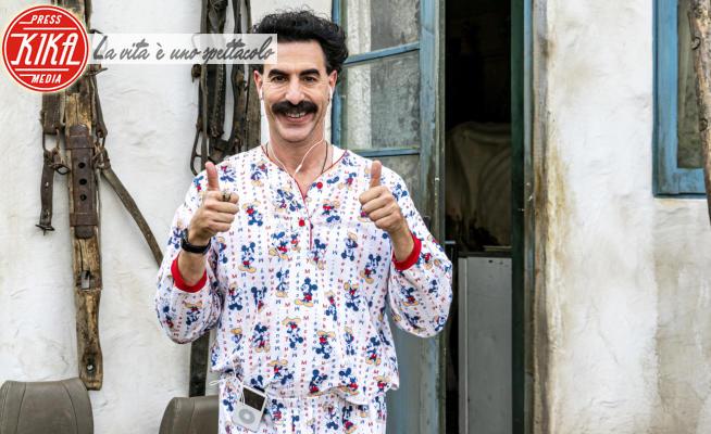 Borat, Sacha Baron Cohen - Los Angeles - 07-10-2020 - Borat contro Trump: qual è il motivo di tanta acredine?