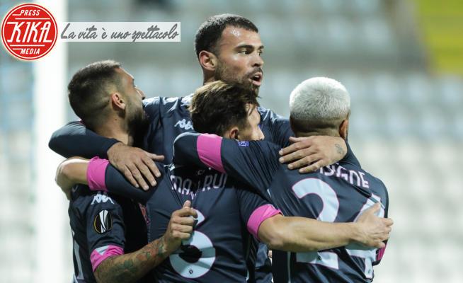 Reijka-Napoli - Fiume - 05-11-2020 - Europa League, a Fiume il Napoli si impone sul Reijka 2-1
