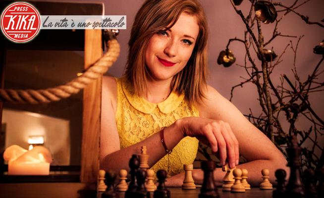 Anna Rudolf - Ungheria - 08-06-2018 - The Queen's of Gambit, la regina degli scacchi? Esiste davvero!
