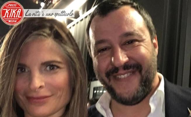 Laura Ravetto, Matteo Salvini - 20-11-2020 - Laura Ravetto: Berlusconi addio, adesso c'è Salvini