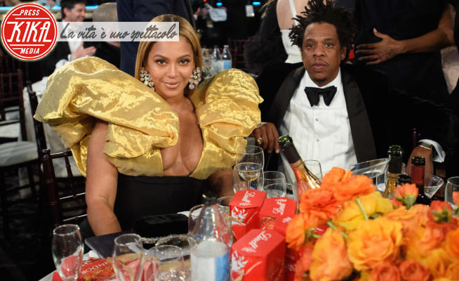 Jay Z, Beyonce Knowles - Chicago - 20-12-2019 - Grammy Awards 2021, strapotere Beyoncé!