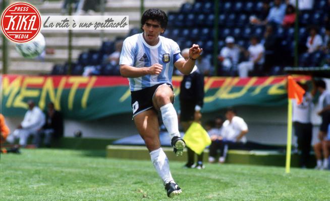 Diego Armando Maradona - Frankfurt - 25-11-2020 - Maradona, in sette accusati di omicidio volontario
