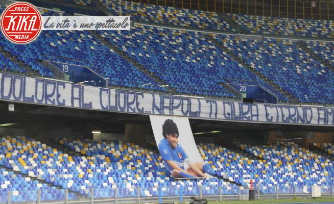 stadio san paolo, Diego Armando Maradona - Napoli - 29-11-2020 - Diego vive! Il Napoli vince anche per il Pibe de Oro