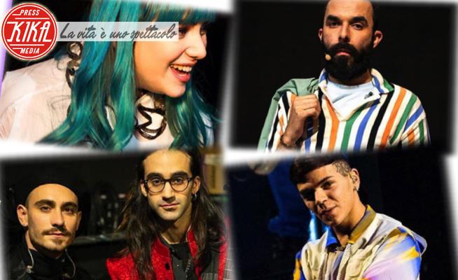 Blind** - Milano - 04-12-2020 - X Factor 2020: Casadilego, NAIP, Blind, LPofM in finale