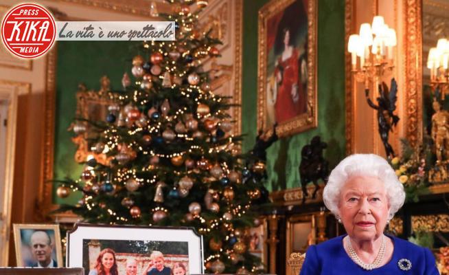 Albero di Natale, Regina Elisabetta II - Windsor - 07-12-2020 - Alberi di Natale reali e... dove trovarli!