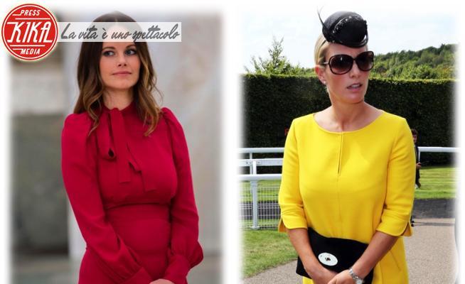 Sofia Hellqvist, Zara Phillips - 11-12-2020 - Zara Phillips e Sofia di Svezia: il lockdown porta la cicogna!
