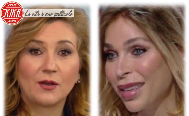 Serena Bortone, Vittoria Schisano - 11-12-2020 - Vittoria Schisano/Serena Bortone, lite a Oggi è un altro giorno