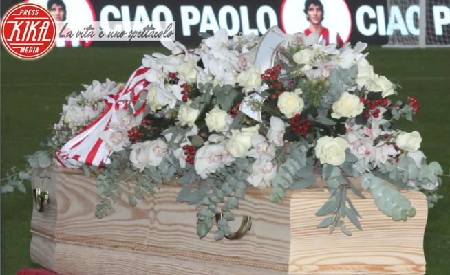 Paolo Rossi - Vicenza - 11-12-2020 - Addio Pablito, alla camera ardente Prandelli e Tardelli