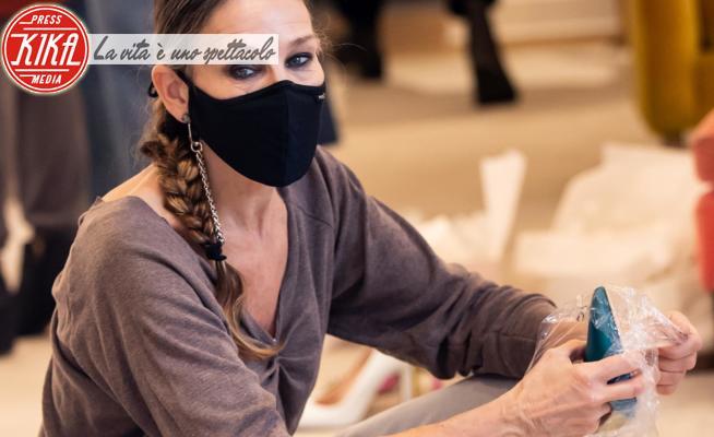 Sarah Jessica Parker - New York - 17-01-2021 - Sarah Jessica Parker torna (di nuovo) commessa