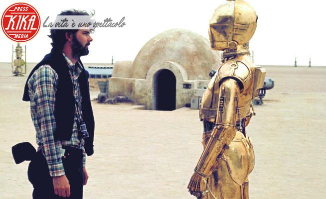 George Lucas - Hollywood - 01-01-1977 - Soldi stellari, gli stipendi di Star Wars: Episode IV A New Hope