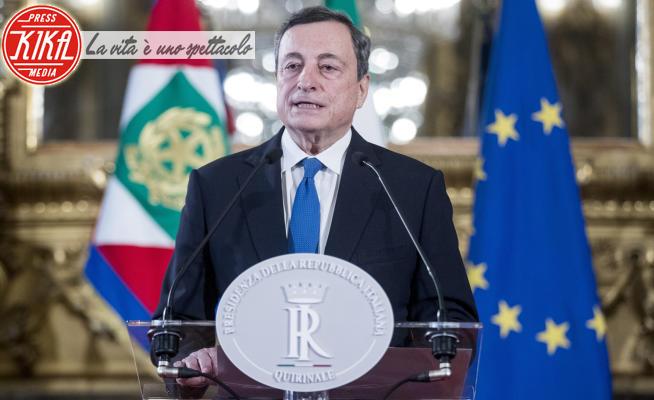 Mario Draghi - Roma - 03-02-2021 - Nuovo Governo: Mario Draghi ha accettato con riserva