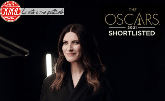 Laura Pausini - Bologna - 10-02-2021 - Oscar 2021, Laura Pausini a un passo dalla nomination
