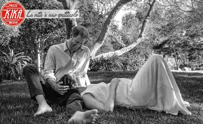 Meghan Markle, Principe Harry - Montecito - 15-02-2021 - Meghan e Harry genitori bis: è nata Lilibet