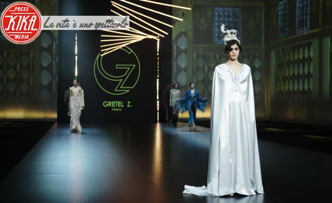 Sfilata Gretel Z - The New 20s - Roma - 18-02-2021 - AltaRoma 2021, la sfilata Gretel Z - The New 20s