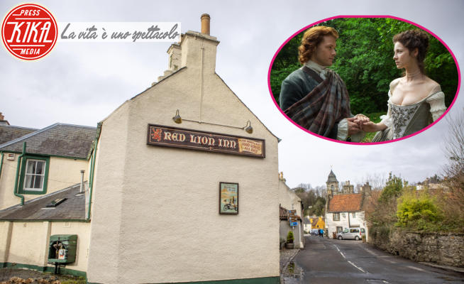 Culross Pub - Fife - 24-02-2021 - Outlander, all'asta lo storico pub apparso nella serie