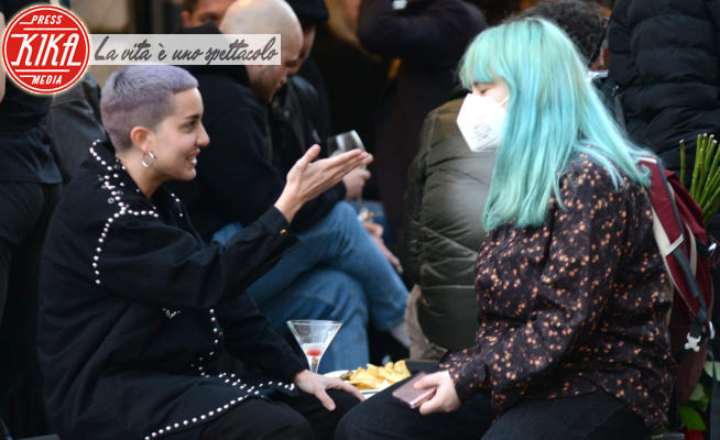 Elisa Coclite, Casadilego, Alessandra Martinelli, Mydrama - Milano - 25-02-2021 - Mydrama e Casadilego al Radetzky, l'amicizia oltre X Factor