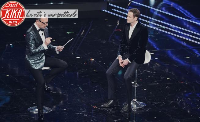 Alex Schwazer - Sanremo - 04-03-2021 - Sanremo 2021, si passa al talk show con Alex Schwazer