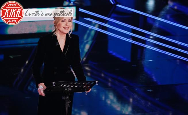 Barbara Palombelli - Sanremo - 06-03-2021 - Sanremo 2021: ribellione Barbara Palombelli, il monologo