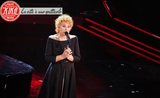 Ornella Vanoni - Sanremo - 06-03-2021 - Sanremo 2021: il Festival rende omaggio a Ornella Vanoni